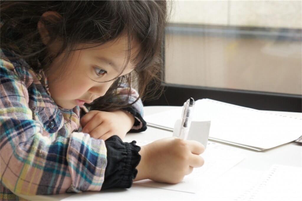 幼児から国語力を鍛える