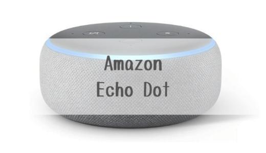 Amazon Echo Dot が子育てに大活躍!子どもと楽しいアレクサ