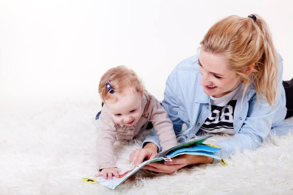 0歳の赤ちゃんが喜ぶ、読み聞かせ絵本