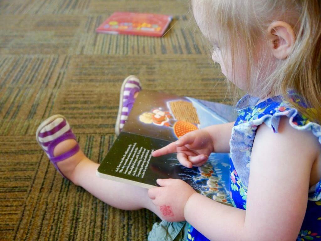 0〜1歳児におすすめ読み聞かせ絵本