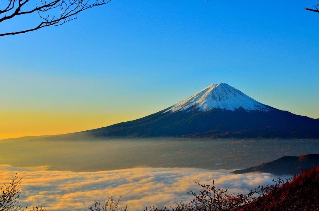 男のプライドは富士山のように高い