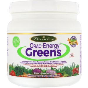 「Paradise Herbs」ORAC-エネルギーグリーン