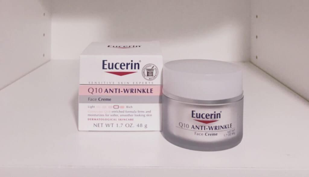 「Eucerin(ユーセリン)」Q10アンチリンクルフェイスクリーム