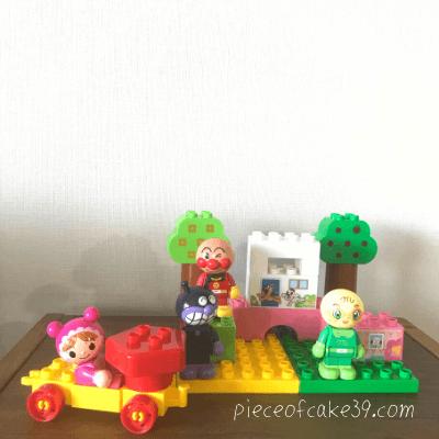 1歳のおすすめ知育玩具「ブロックラボ」
