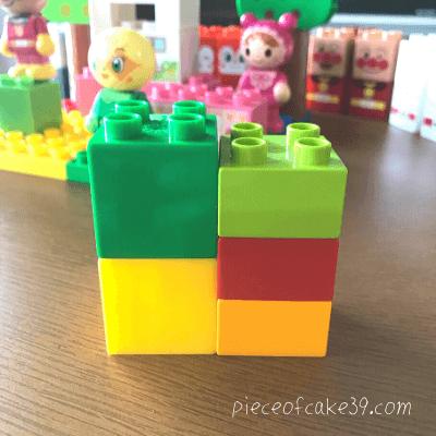 1歳のおすすめ知育玩具「ブロックラボとレゴデュプロ」