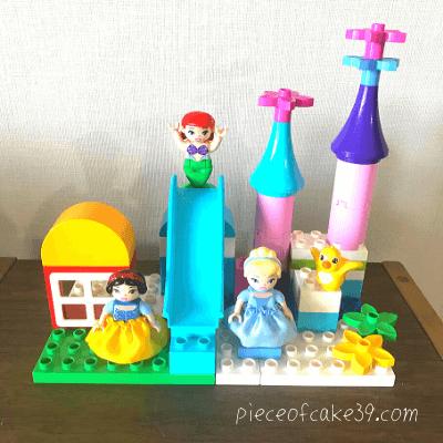 1歳のおすすめ知育玩具「レゴデュプロ」